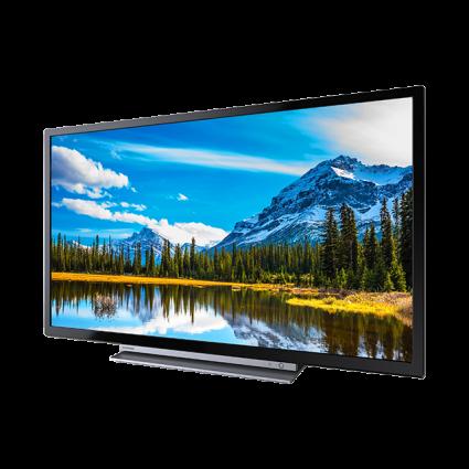 "32"" Toshiba Full HD WLAN TV Perspective-2 Thumbnail"
