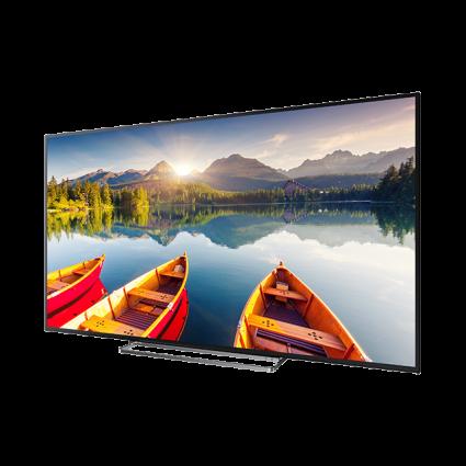 "65"" Toshiba Ultra HD TV Perspective-2 Thumbnail"