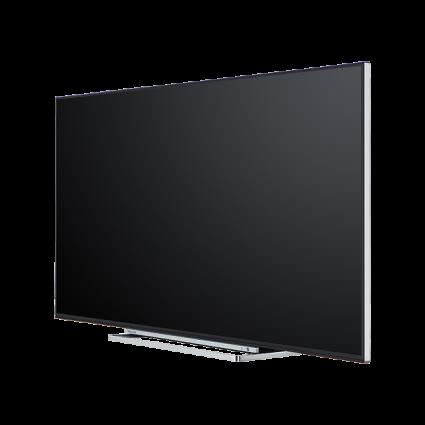 "43"" Toshiba Ultra HD TV Perspective-2 Thumbnail"