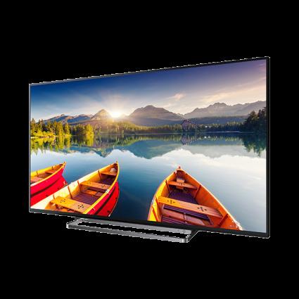 "49"" Toshiba Ultra HD TV Perspective-2 Thumbnail"