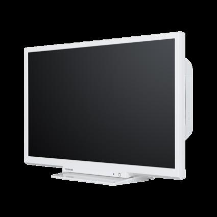 24 Zoll Toshiba HD Ready DVD TV Perspective-2 Thumbnail