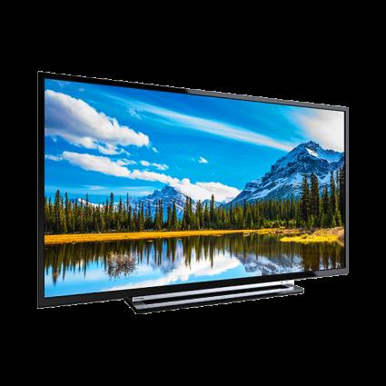 "40"" Toshiba Full HD WLAN TV Perspective Thumbnail"