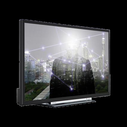 "28"" Toshiba HD Ready WLAN TV Perspective Thumbnail"