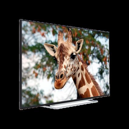 "65"" Toshiba Ultra HD WLAN TV Perspective Thumbnail"