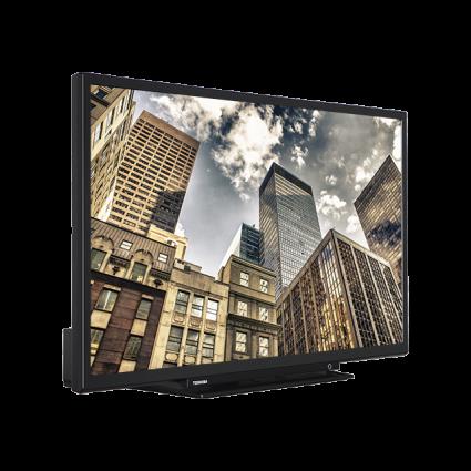 "24"" Toshiba HD-Ready TV Perspective Thumbnail"