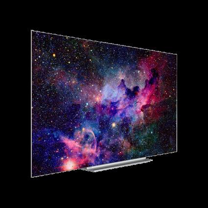 65 Zoll Toshiba OLED TV Perspective Thumbnail