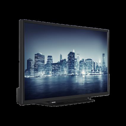 "32"" Toshiba Full HD TV Perspective Thumbnail"