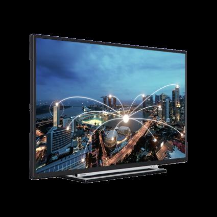 "43"" Toshiba Full HD WLAN TV Perspective Thumbnail"