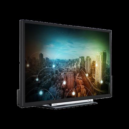 "24"" Toshiba HD Ready WLAN TV Perspective Thumbnail"