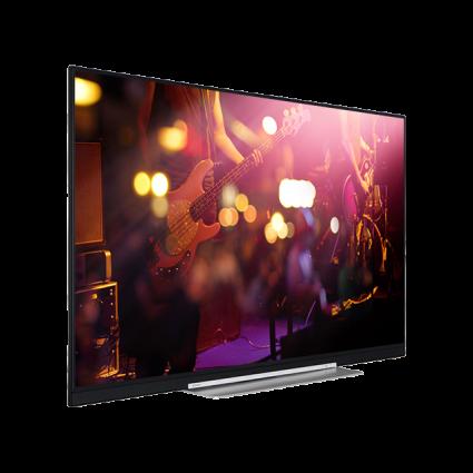 "55"" Toshiba XUHD WLAN TV Perspective Thumbnail"