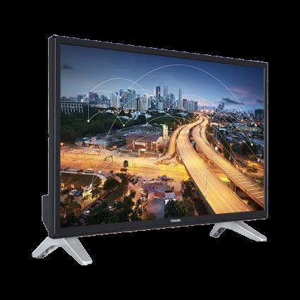 "49"" Toshiba Full HD WLAN TV Perspective Thumbnail"