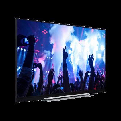 "49"" Toshiba XUHD WLAN TV Perspective Thumbnail"
