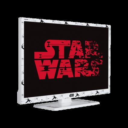"24"" Toshiba HD Ready Star Wars TV Perspective Thumbnail"