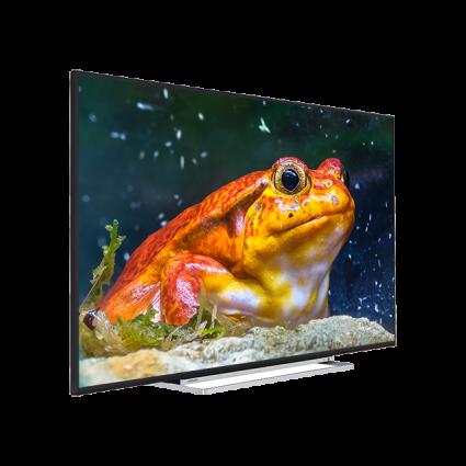 "55"" Toshiba Ultra HD WLAN TV Perspective Thumbnail"
