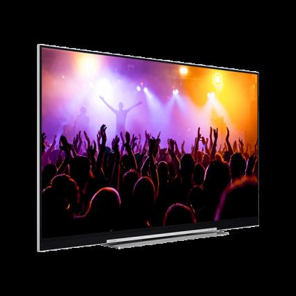 "49"" Toshiba XUHD TV Perspective Thumbnail"