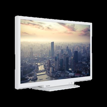 24 Zoll Toshiba HD Ready DVD TV Perspective Thumbnail