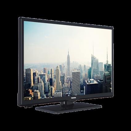 "24"" Toshiba HD Ready TV Perspective Thumbnail"