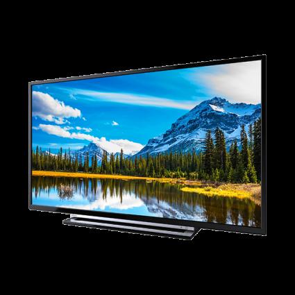 "43"" Toshiba Full HD WLAN TV Right Thumbnail"