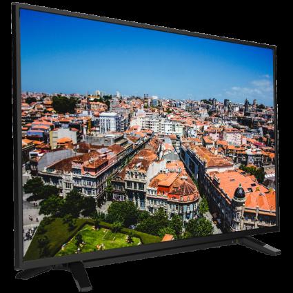 43 Zoll Toshiba Ultra HD TV U29-perspective Thumbnail
