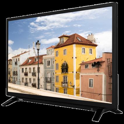 "32"" Toshiba HD Ready DVD TV W29-perspective Thumbnail"