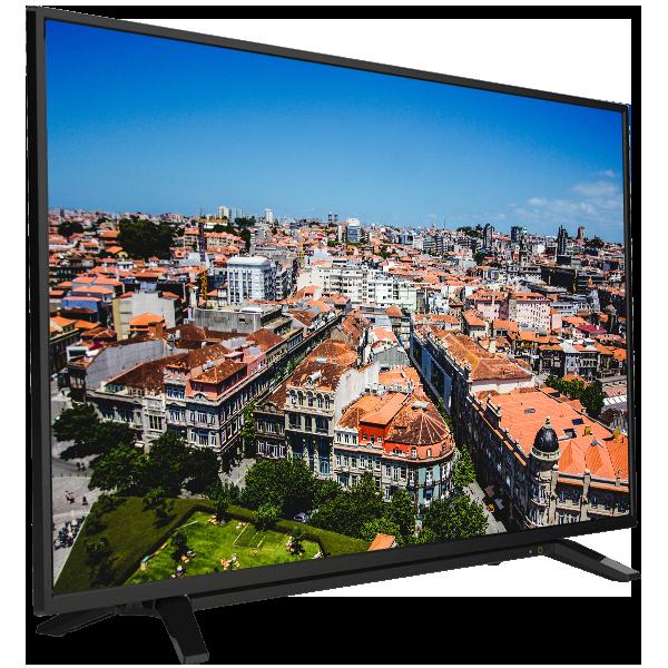 43 Zoll Toshiba Ultra HD TV U29-perspective