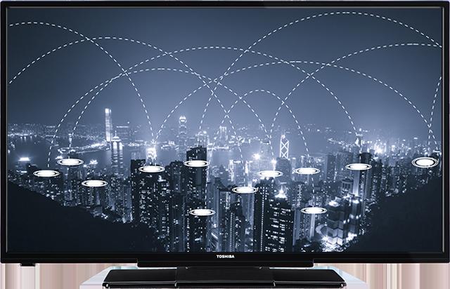 Smart TV - Toshiba Television